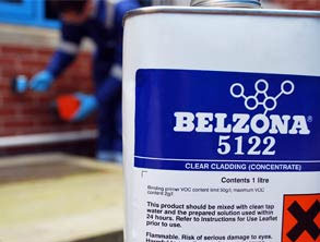 Belzona 5122 (Clear Cladding)
